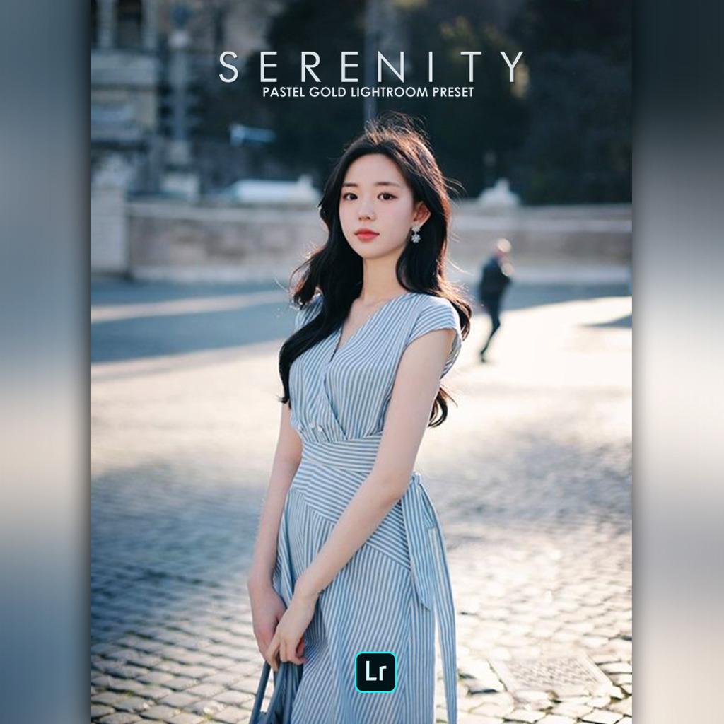 Serenity preset- Lightroom Preset
