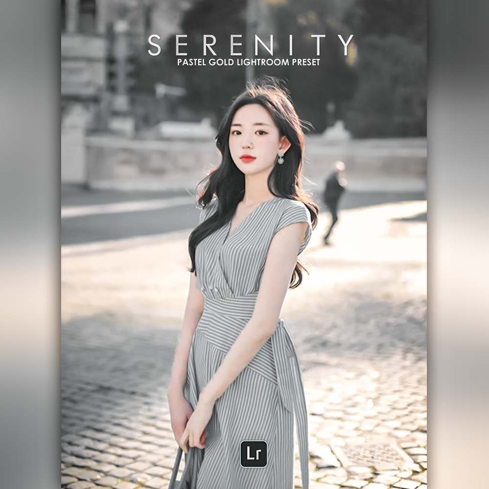 Serenity preset Lightroom Preset