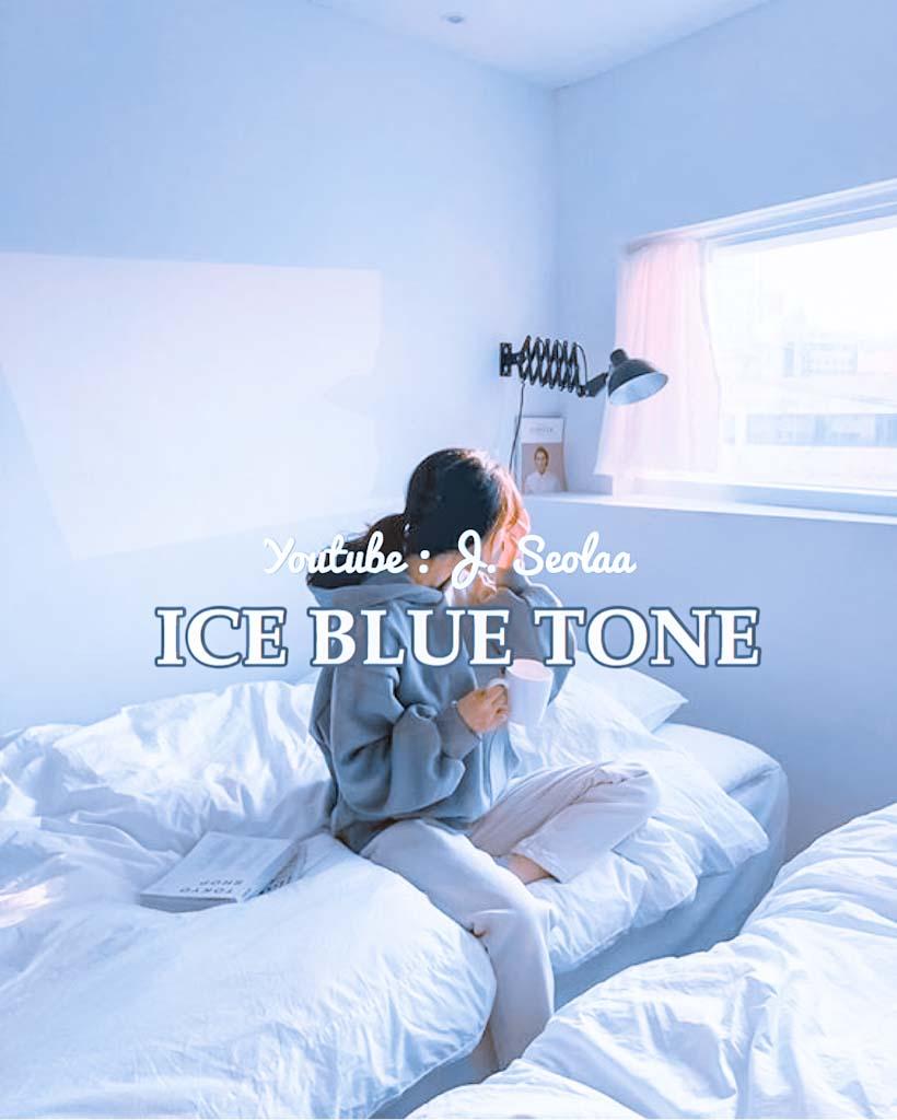 Ice Blue Lightroom Preset Lightroom Preset