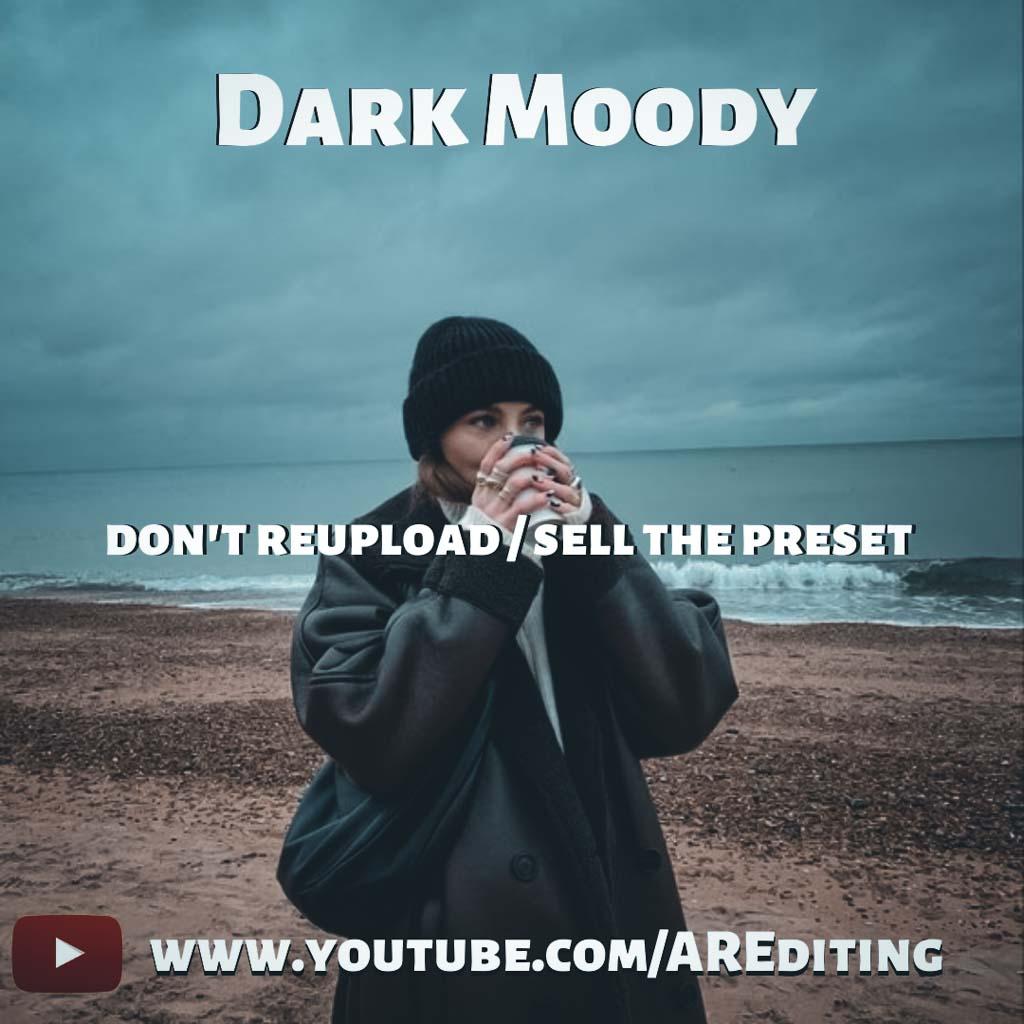 Dark & Moody V2- Lightroom Preset