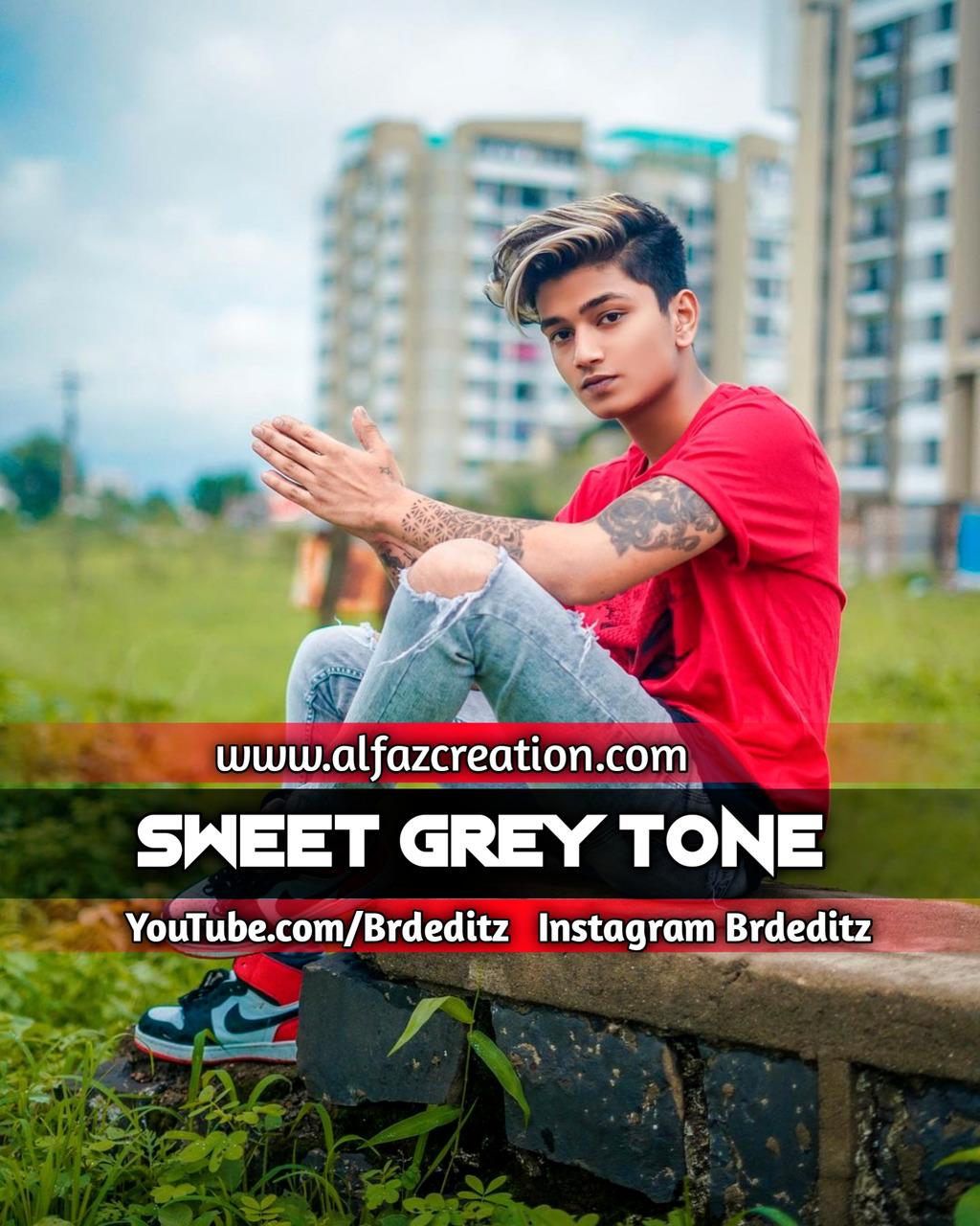 Sweet Grey Tone Lightroom Presets Download- Lightroom Preset