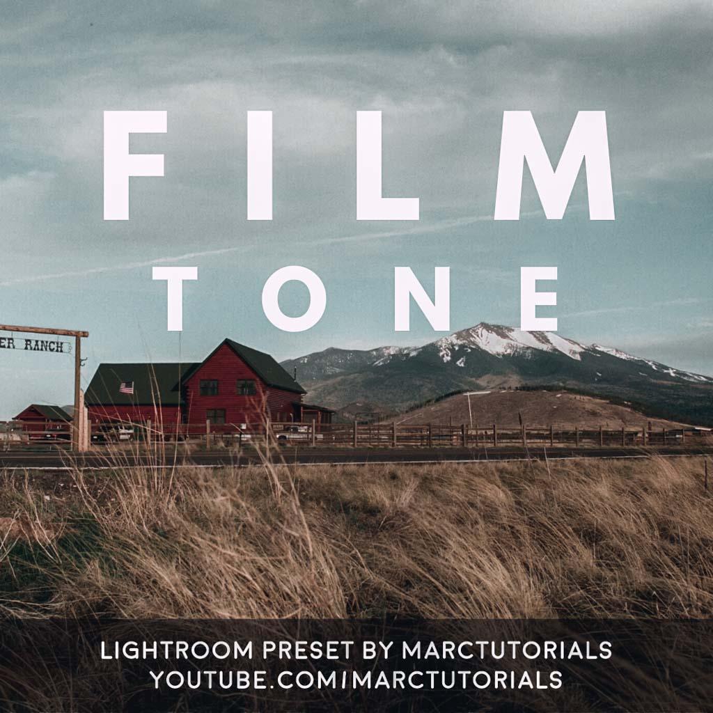 Film Tone- Lightroom Preset