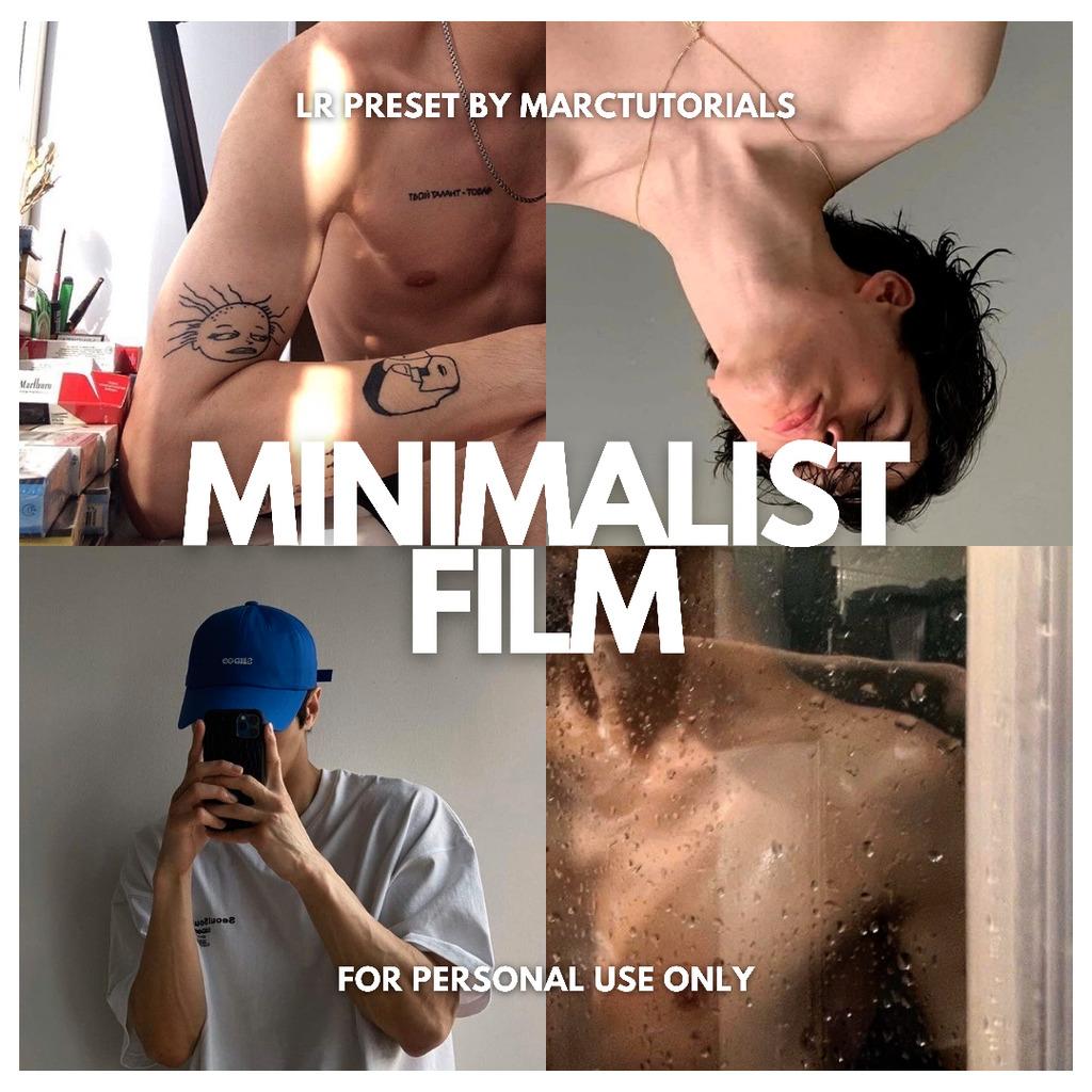 Minimalist Film Lightroom Preset- Lightroom Preset