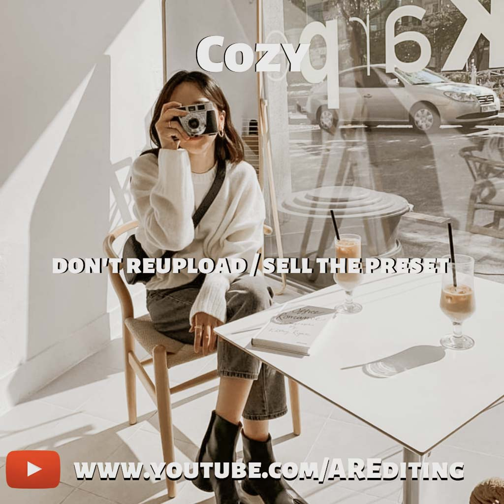 Cozy Presets!- Lightroom Preset