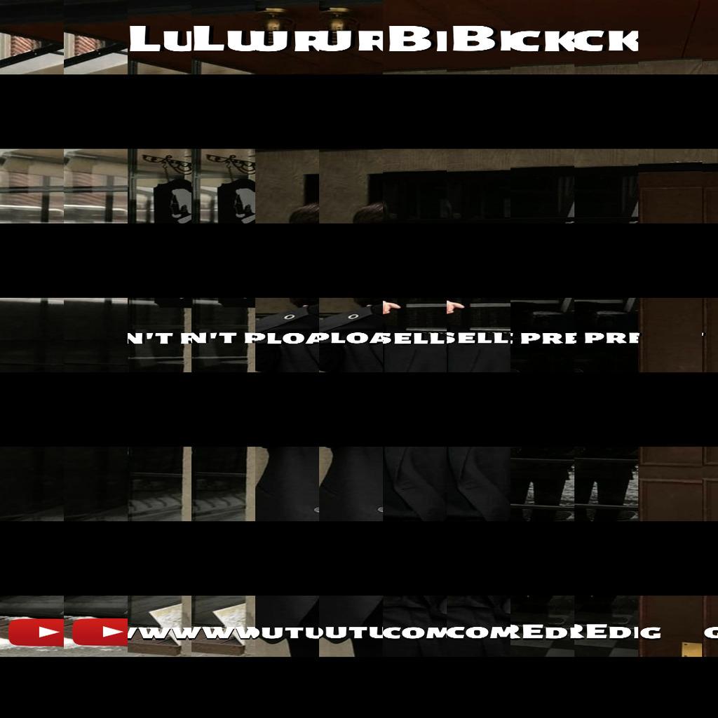 Luxury Black Preset!- Lightroom Preset