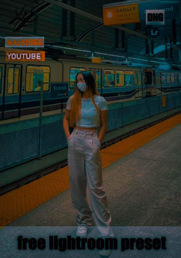 subway preset Lightroom Preset