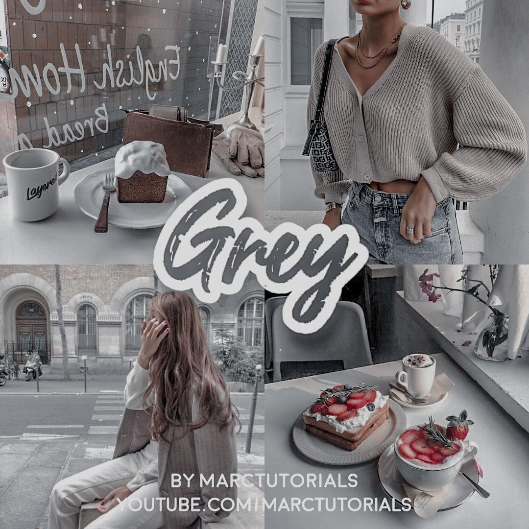 Grey Preset- Lightroom Preset