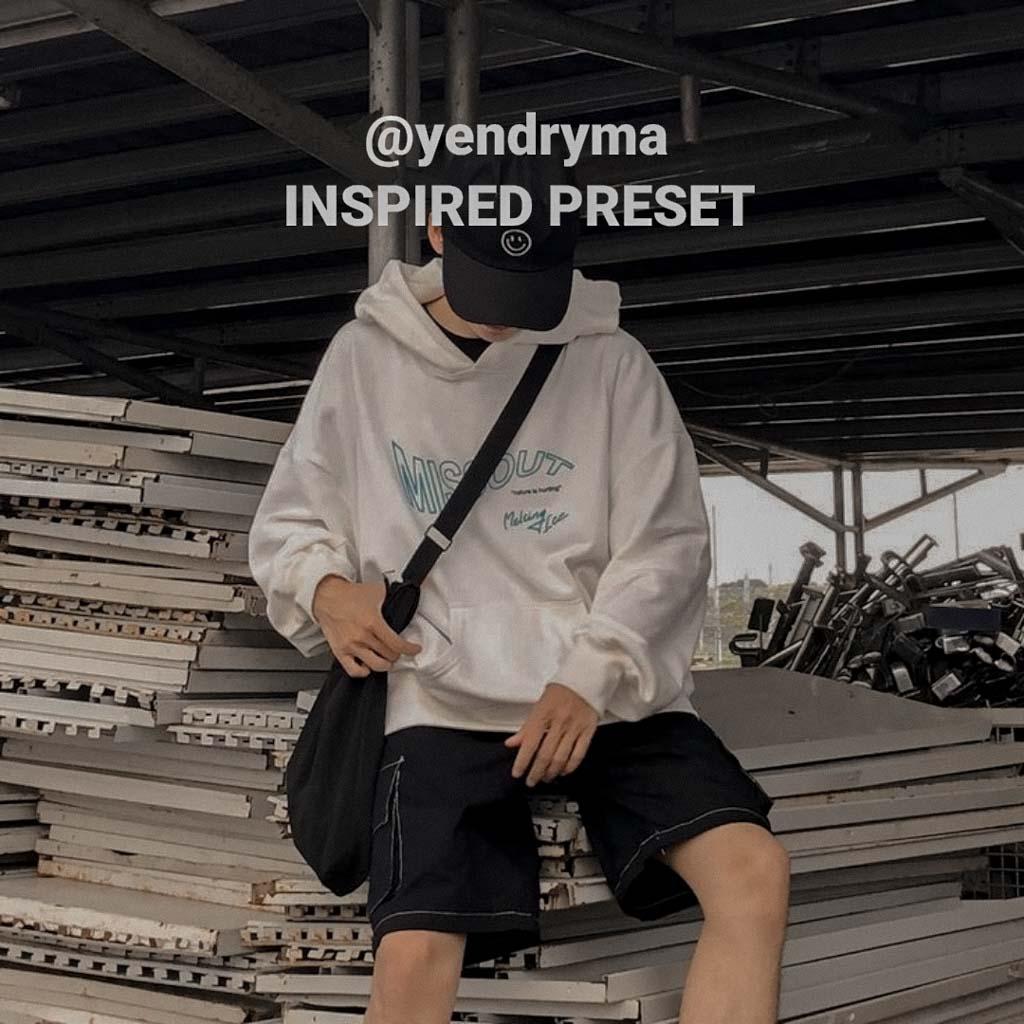 @yendryma inspired Lightroom Preset