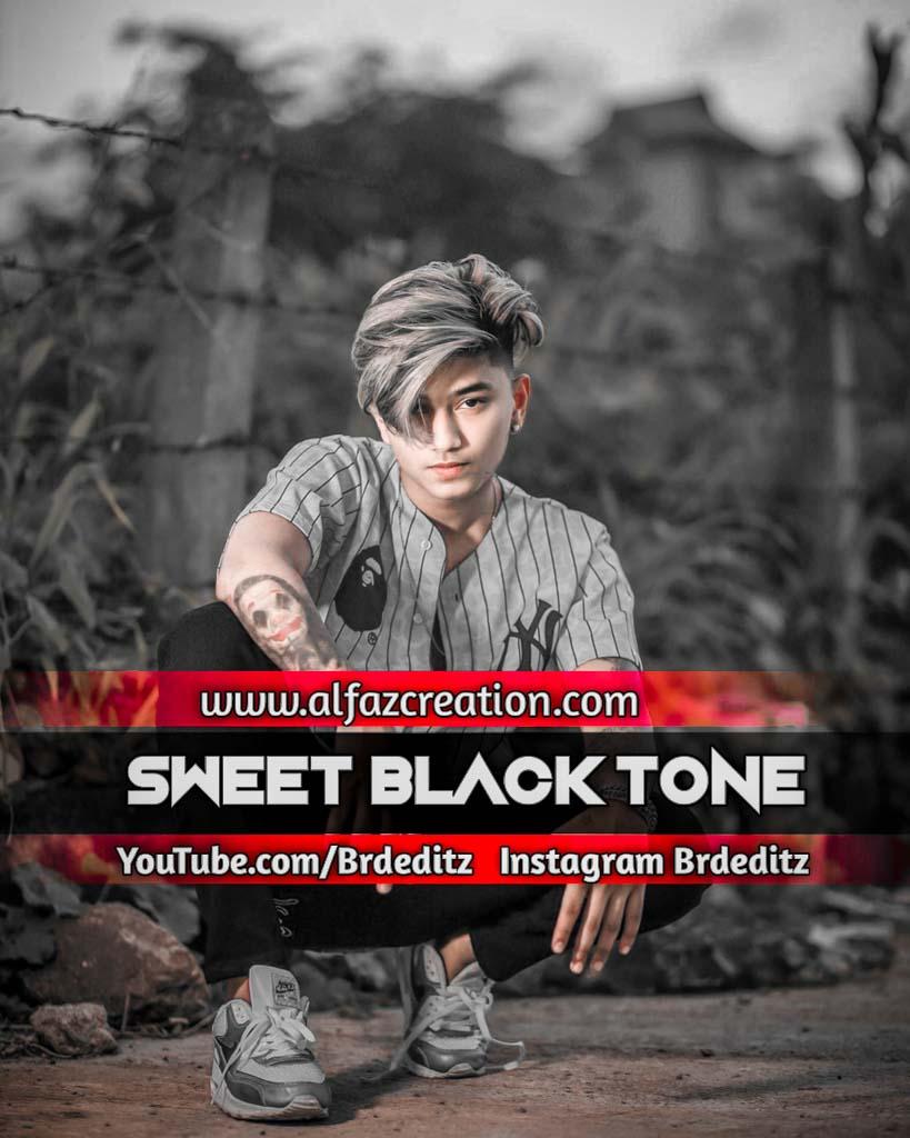 Sweet Black Tone Lightroom Presets Download- Lightroom Preset