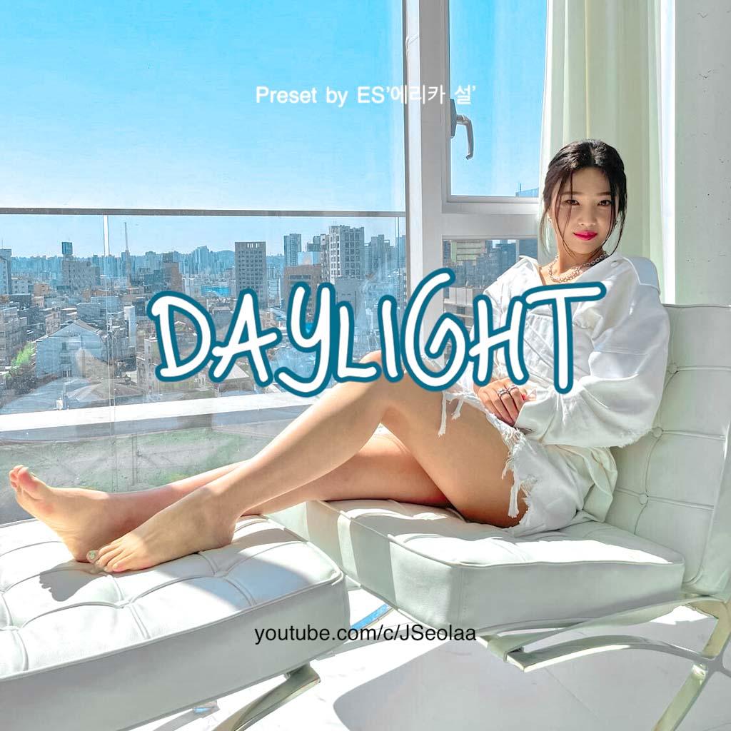 DAYLIGHT LIGHTROOM MOBILE Lightroom Preset