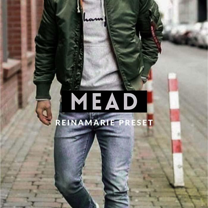 Mead Preset- Lightroom Preset