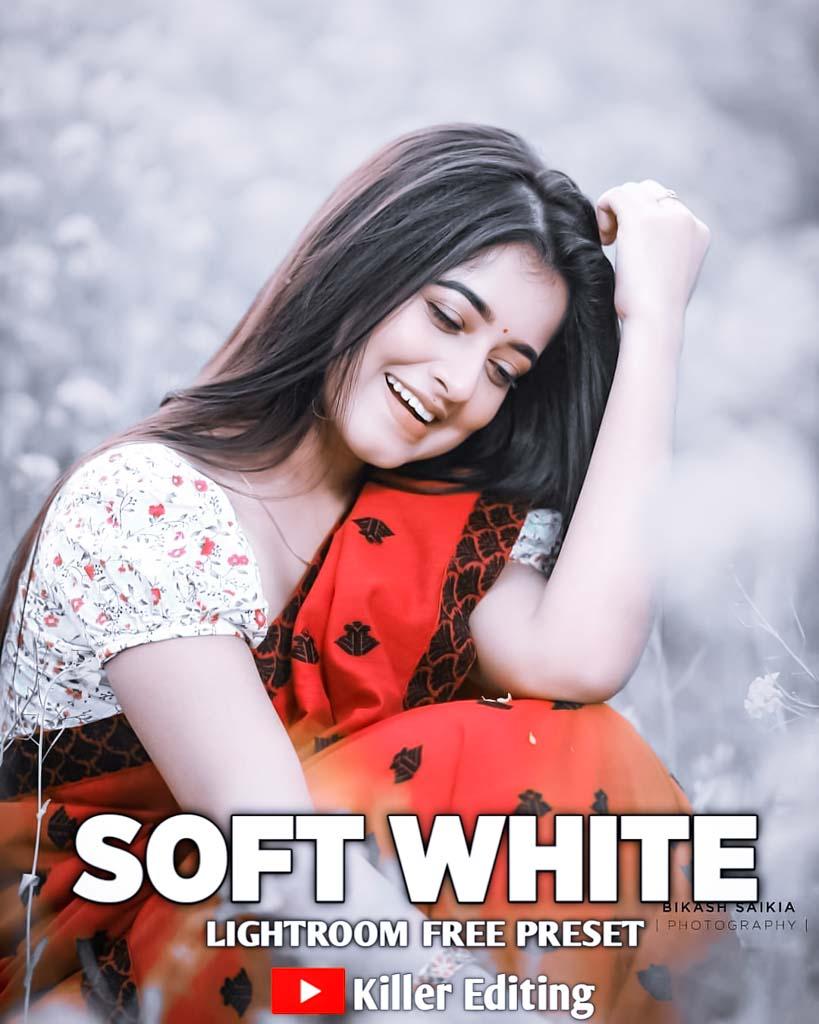 Soft White Lightroom Preset