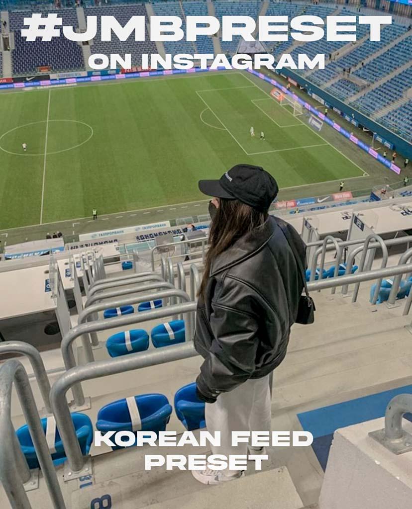 Korean Feed- Lightroom Preset