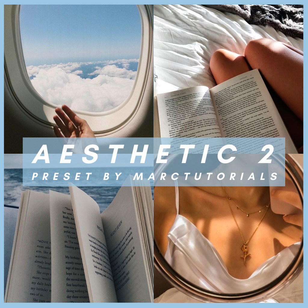 Aesthetic2- Lightroom Preset