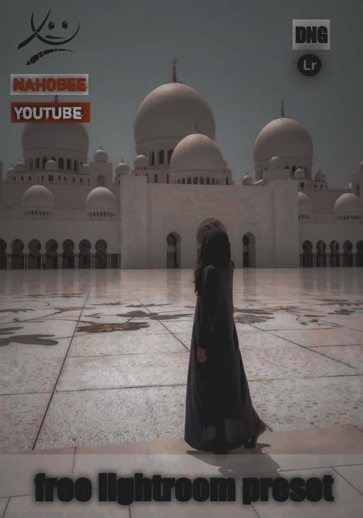 mosque preset Lightroom Preset