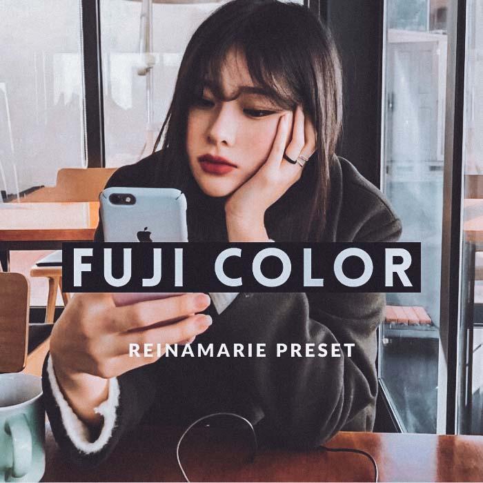 Fujicolor Film Lightroom Preset Lightroom Preset