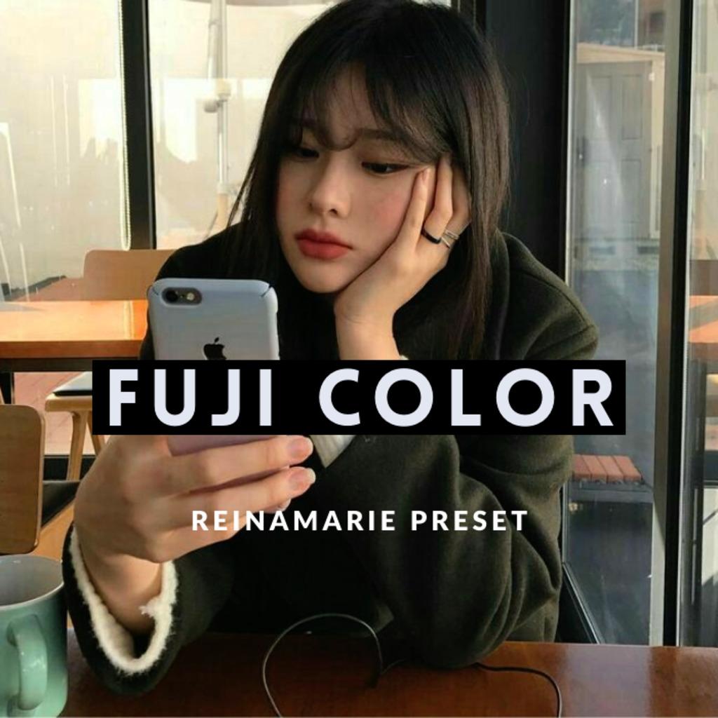 Fujicolor Film Lightroom Preset- Lightroom Preset