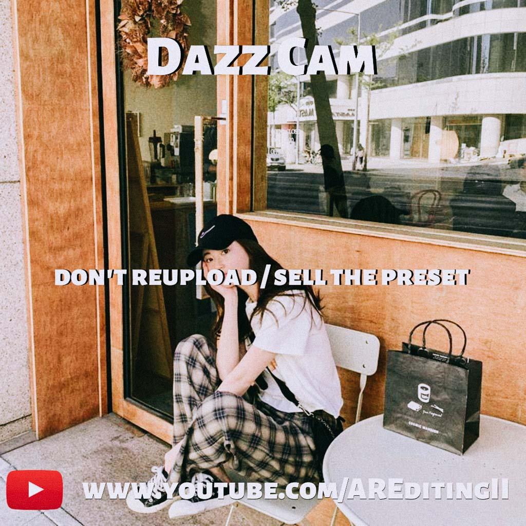 Dazz Cam- Lightroom Preset
