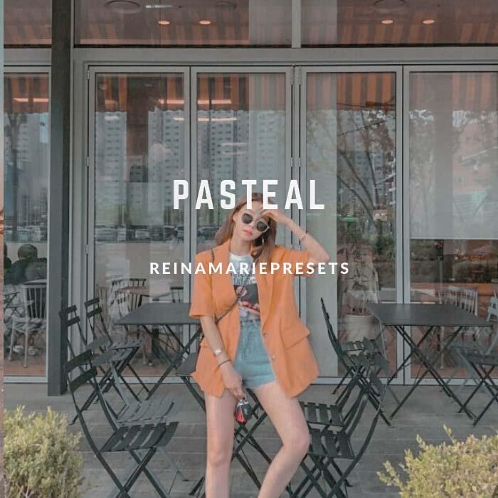 Pasteal Lightroom Preset- Lightroom Preset