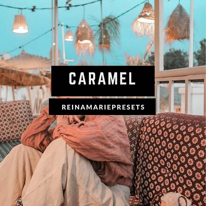 Caramel Lightroom Preset Lightroom Preset