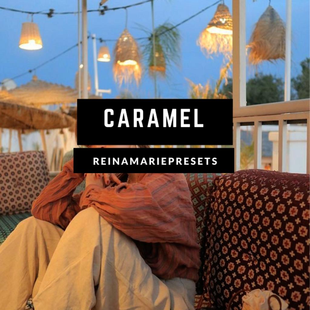 Caramel Lightroom Preset- Lightroom Preset